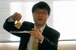 東大大学院工学系研究科電気系工学専攻染谷隆夫教授