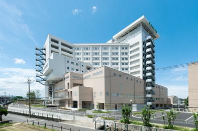 三重大学病院(三重大学附属病院・津市)